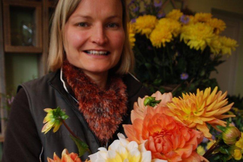 Foto 1 von 3 Foto: <b>Susanne Holz</b> - Dahlie2-BGZ-Heimat-Reinbek