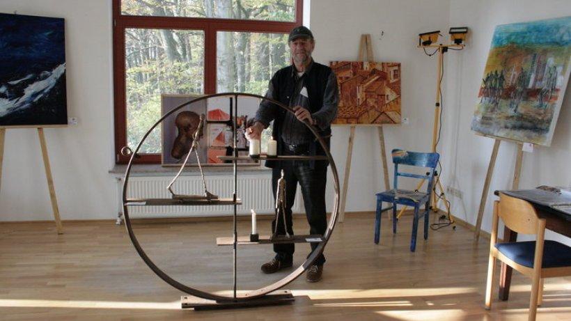 villa gellhornpark als kunst museum bergedorfer zeitung. Black Bedroom Furniture Sets. Home Design Ideas