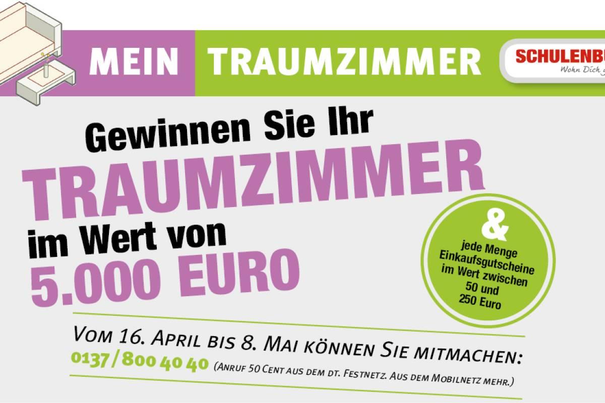 Traumzimmer Im Wert Von 5 000 Euro Zu Gewinnen Bergedorfer Zeitung