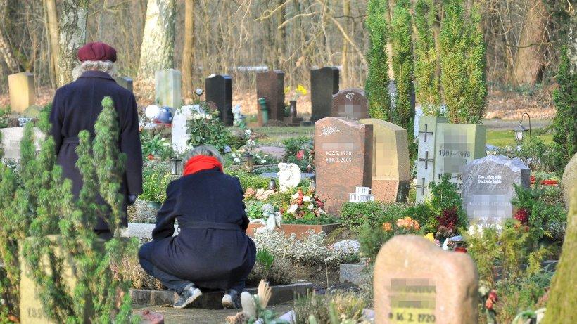 Friedhof Oststeinbek