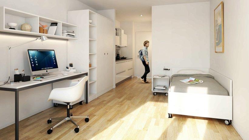 Im neuen wohnheim sind noch pl tze f r azubis frei bergedorfer zeitung - Studentenzimmer hamburg ...